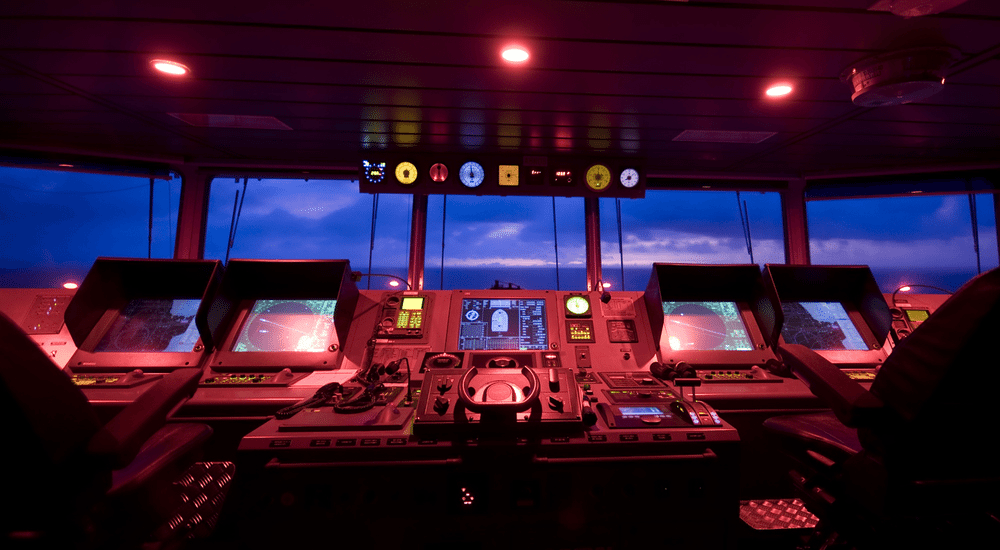 Gaining Power: Advancing Technology with Ship Automation and Monitoring